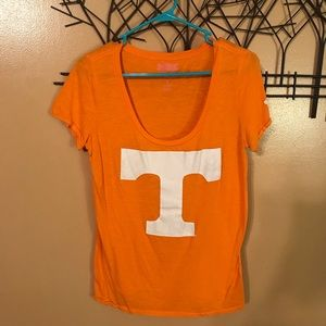 VS Pink University Tennessee tee size large